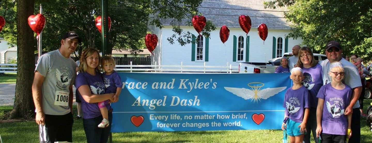 Grace & Kylee Angel Dash 2018